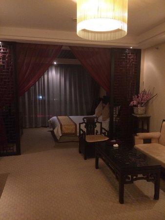 New-Westlake Hotel : Une chambre de l'hôtel