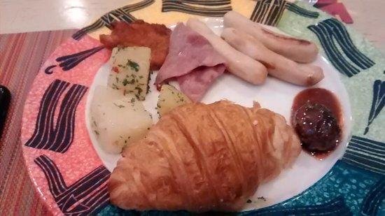 Vivanta by Taj - Ambassador, New Delhi : Breakfast