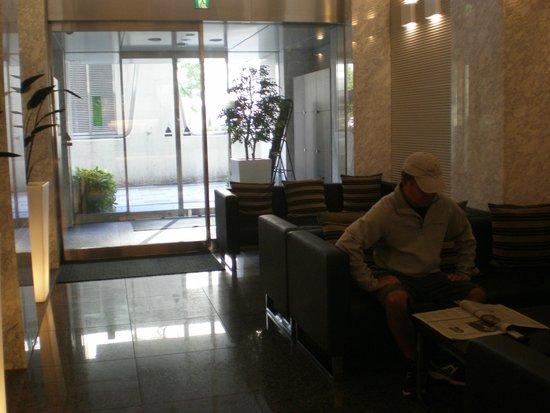 Tokyu Stay Gotanda: Lobby