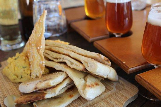 Barossa Valley Brewing: duo tapas