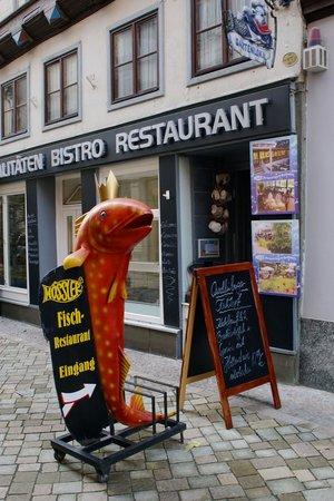 Fischgarten-Restaurant Hossler