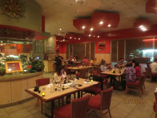 Dining Room Picture Of Soho Japanese Restaurant Las Vegas