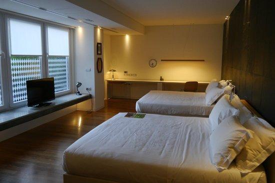 Hotel Plaza: Chambre exécutive n°1105