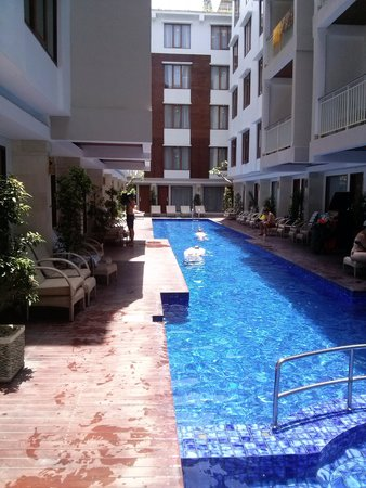 The Sun Hotel & Spa: Pool
