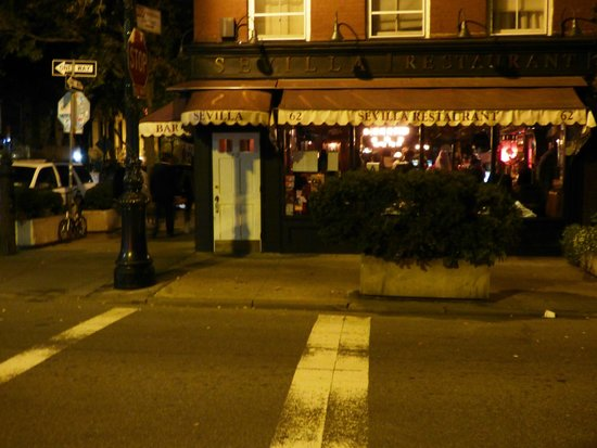 Sevilla West Village Manhattan Picture Of Sevilla Restaurant Bar New York City Tripadvisor