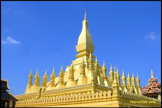 Great Sacred Stupa (Pha That Luang)