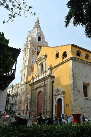 St. Catherine of Alexandria Cathedral: カテドラル外観