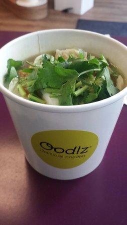 Frozz & Oodlz - Leidsestraat: Noodles