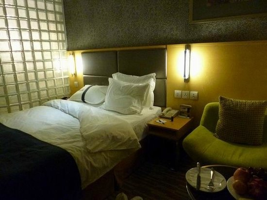 Chambre picture of holiday inn express beijing for Chambre public affairs