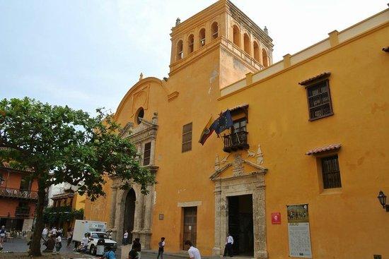 Templo de Santo Domingo : 教会