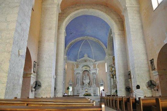 Templo de Santo Domingo : 内部