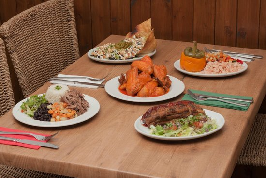 RomeroJo's: Table for four