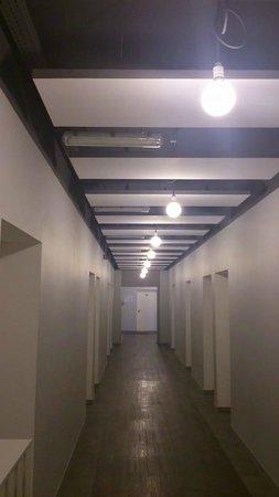 Traffic Hotel & Hostel Общий коридор
