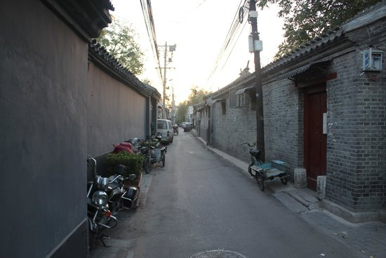 Hutong - Picture of The HuLu Hotel, Beijing - TripAdvisor