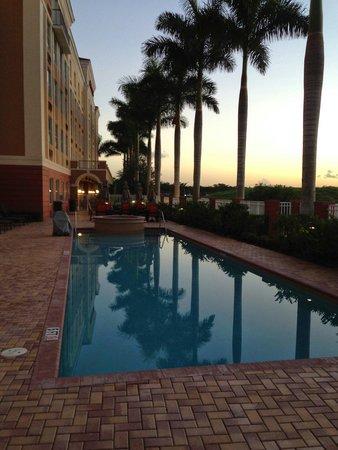 Hampton Inn & Suites Ft Lauderdale / Miramar: Pool