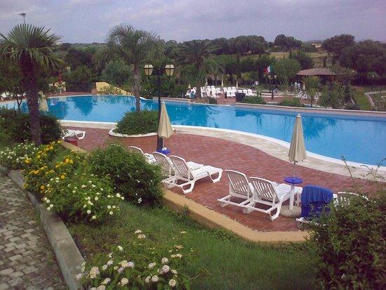 iGV Club SantaClara: la piscina