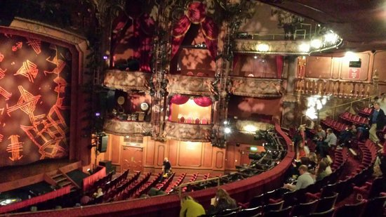Lyceum Theatre Lion King Picture Of The London