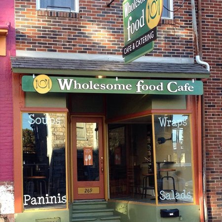 WHOLESOME FOOD CAFE, Kutztown - Restaurant Reviews, Photos ...