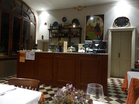 Taverna Antico Agnello: La salle du restaurant