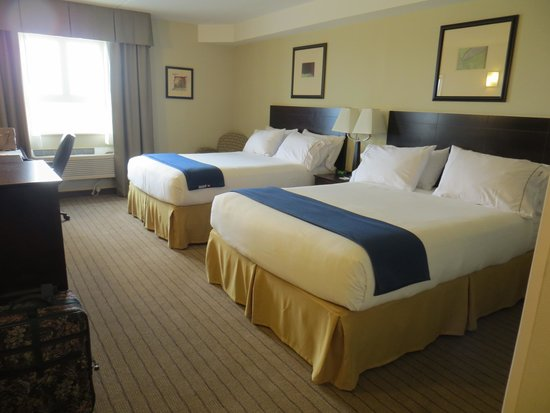 Holiday Inn Express & Suites Kincardine: Exceptionally clean
