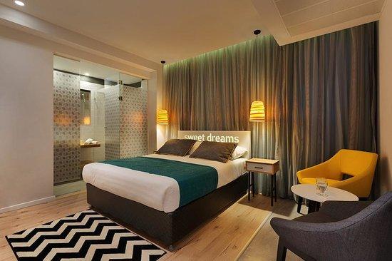 Hotel Prima City, Tel Aviv: Deluxe room
