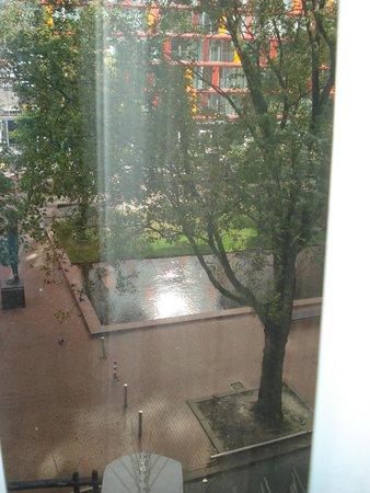 Hotel One : la vue de notre chambre