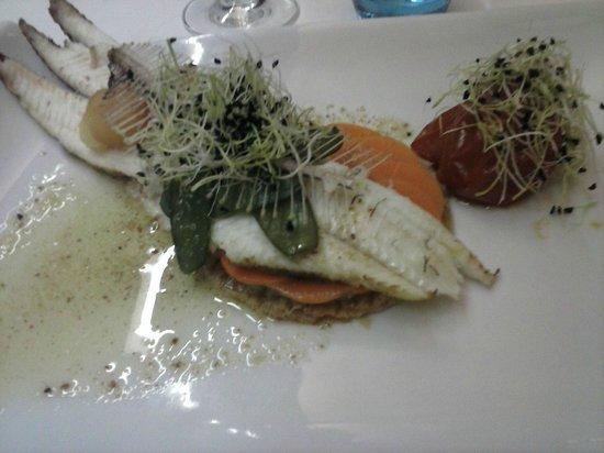 Restaurant Les Grenettes : filets de sole