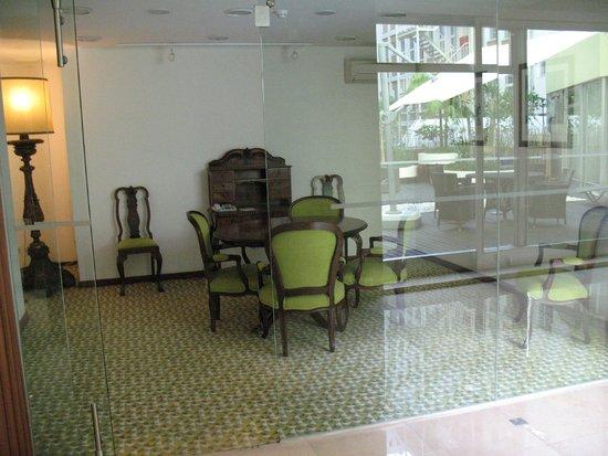 Hotel Florida : Small meeting room