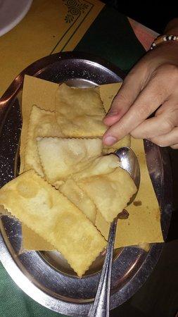 La Giorgia: pasta fritta