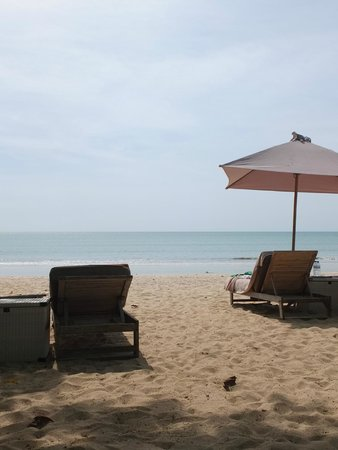 Jamahal Private Resort & SPA: Jamahal Beachclub