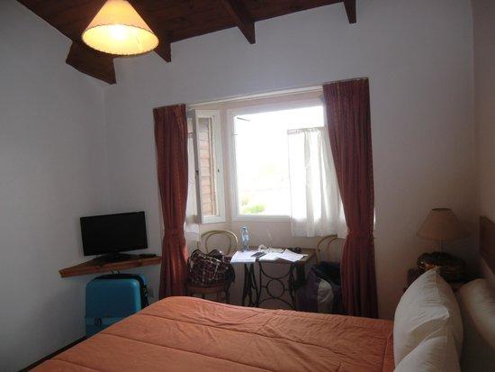 Cauquenes de Nimez : my room 201