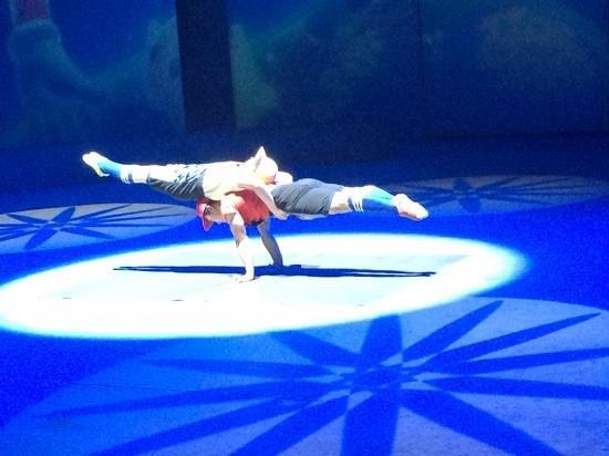 Shanghai Circus World : 精彩表演