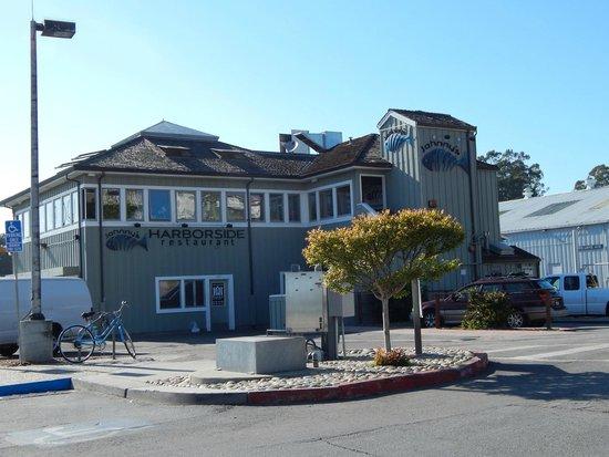 Johnny's Harborside: Restaurant from outside