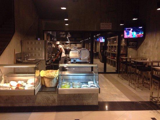 Restaurant L'Italiano : Front