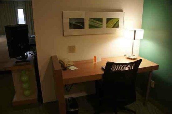 SpringHill Suites Memphis East/Galleria: Living room area