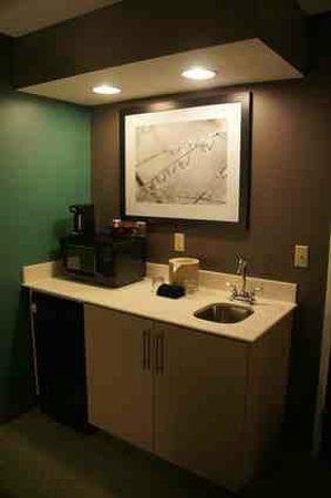 SpringHill Suites Memphis East/Galleria: Kitchenette