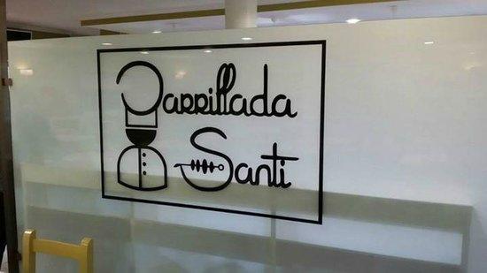 Restaurante santi parrillada en pontevedra con cocina - Cocinas en pontevedra ...