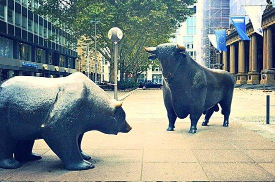 """Stock Exchange (Borse) : Те самые """"охранники"""" биржи"""
