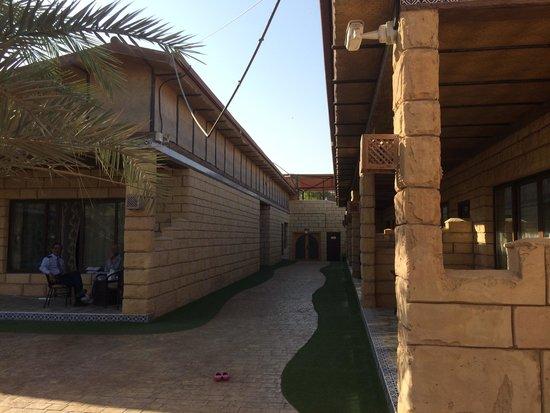 Emirates Park Resort: Hotel