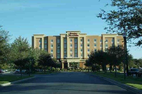 Hampton Inn & Suites Savannah - I-95 S - Gateway : Hotel