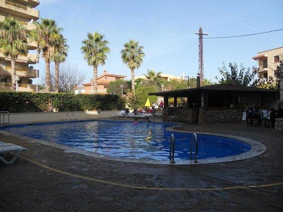pool picture of hotel villamarina club salou tripadvisor. Black Bedroom Furniture Sets. Home Design Ideas