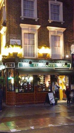 Elephants Head: The Pub