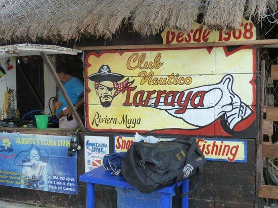 Fantasea Dive - Diving & Adventures : Dive shop location
