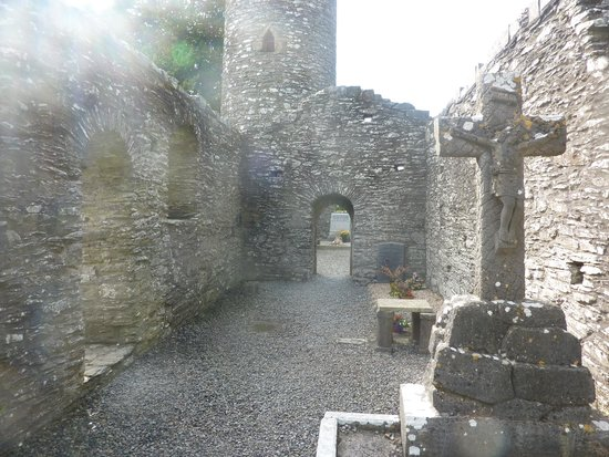 Monasterboice Monastic Site : The South Church