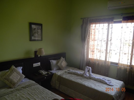 Hotel Ananda Inn: 部屋