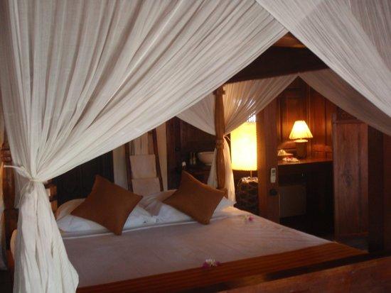 Desa Dunia Beda Beach Resort : villa 4