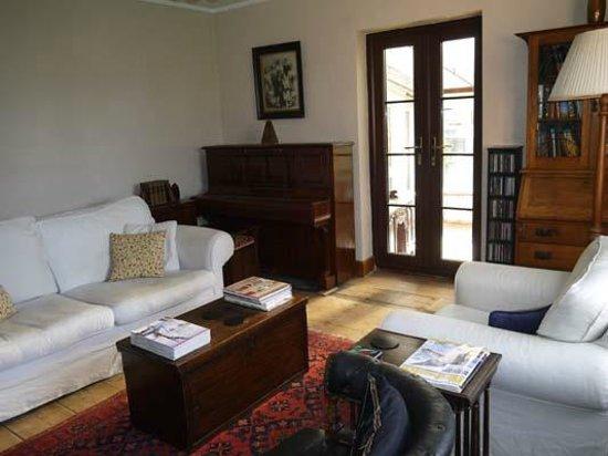 Oak Tree Farm Bed & Breakfast: Guest lounge