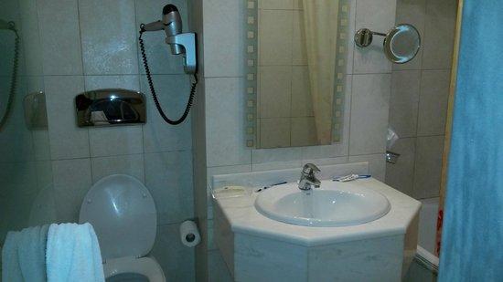 Zaliki Boutique Hotel : Bathroom