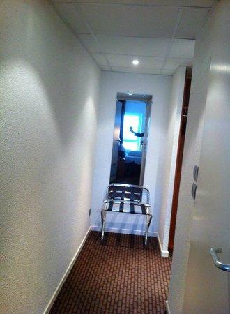 Mercure Thionville Centre: corridor
