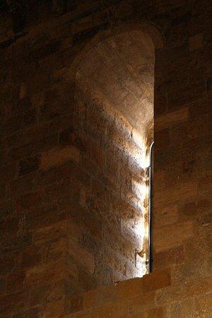 Baptistery: gorgeous light